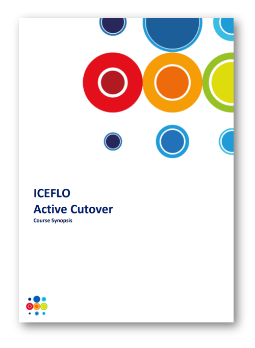 ICEFLO Active Cutover Website