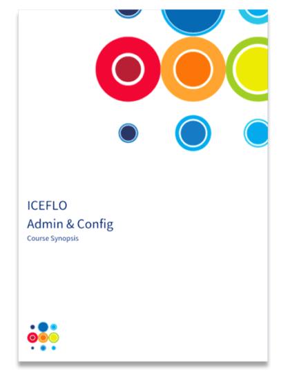 ICEFLO Admin and Config Course