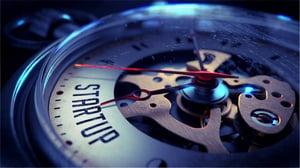 Startup Clock New